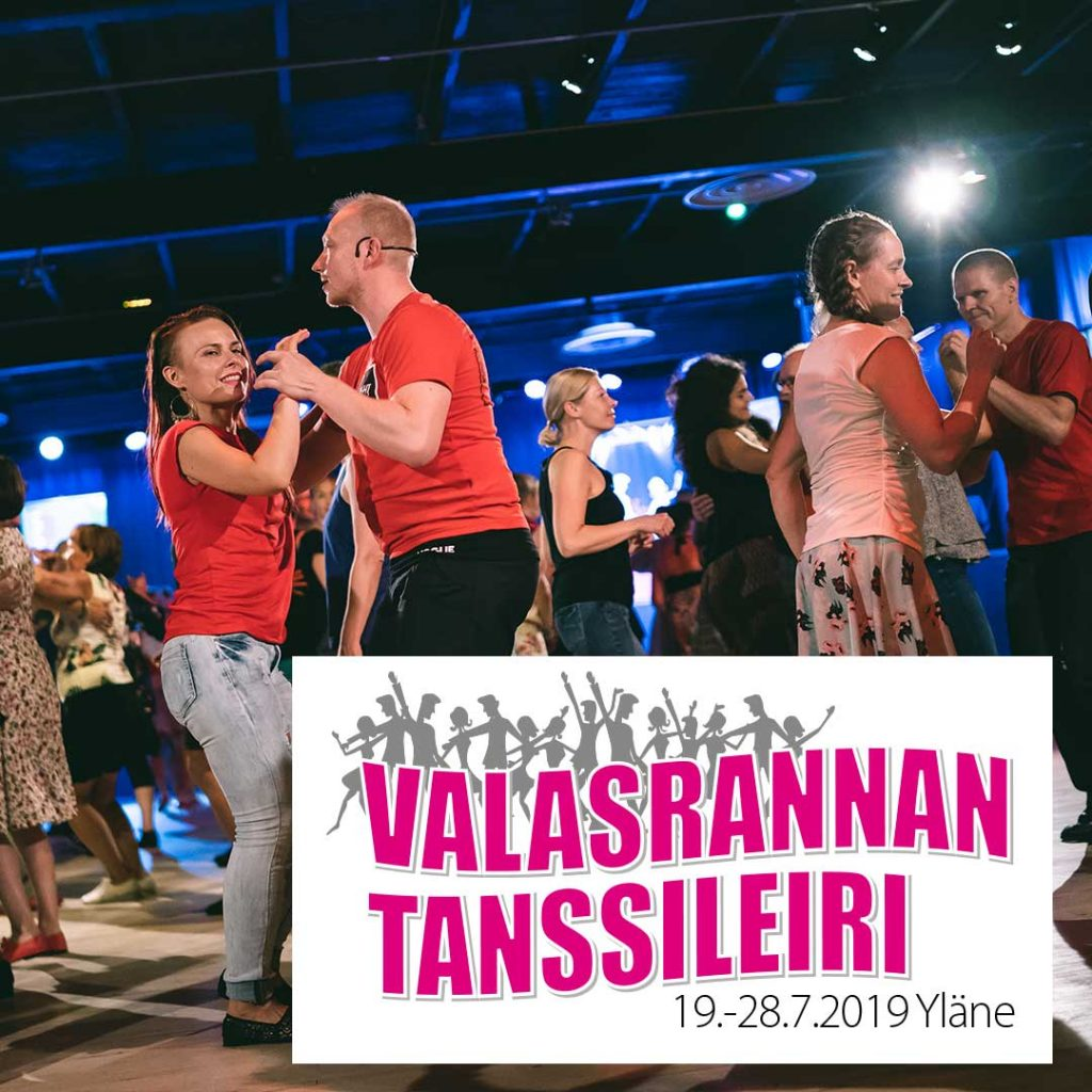 Valasrannan Tanssileiri 19.-28.7.2019